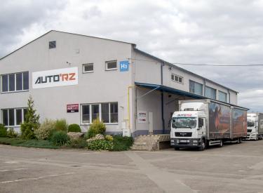 AutoRZ headquarters