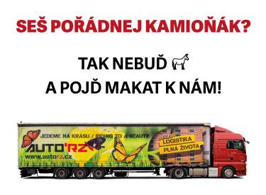 Seš pořádnej kamioňák?