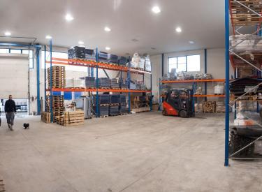 AutoRZ skladové prostory