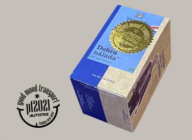 PF 2021 autorz a čaj Dobrá nálada od Sonnentor