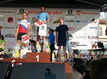 Boskovické běhy 2014
