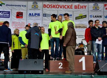 Boskovické běhy 2015