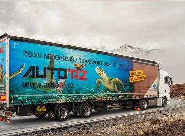 Auto RZ Schwarzmuller návěs 2019